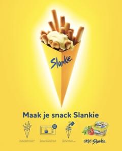 slankie fries ad
